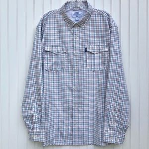AFTCO Vented Back Long Sleeve Shirt